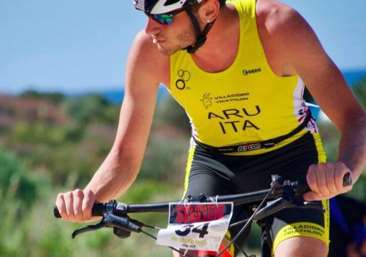 Emanuele Aru il futuro del Cross Triathlonitaliano!