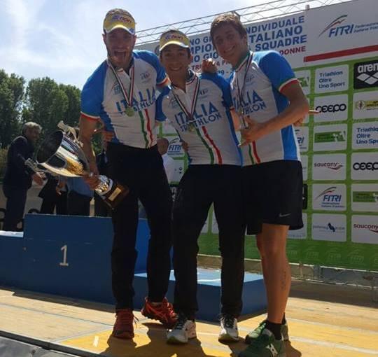 Un magnifico secondo posto per l'atleta del Team Minerva Roma Valerio Cattabriga nello sprint del #Challenge_Roma753