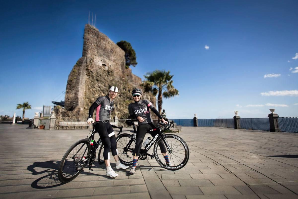 Il Multisport Catania con Tommaso Paxia al #Challenge_Roma753!