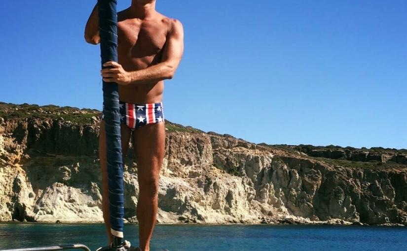 Filippo Biole' il nuoto come passione e meraviglioso stile divita!