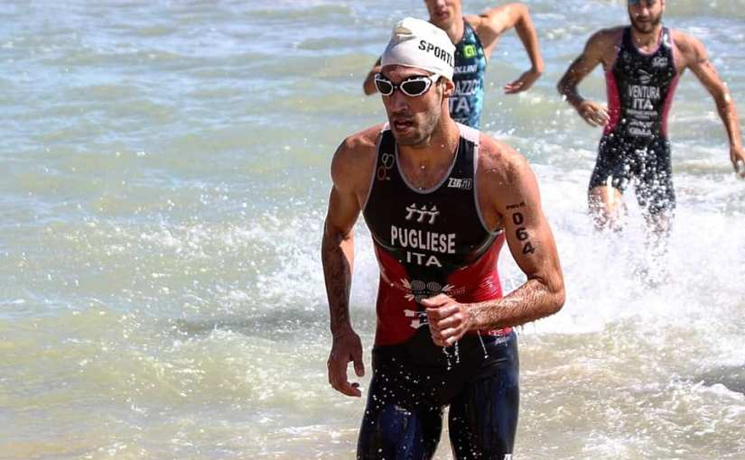 Alla Seconda Tappa del Grand Prix di Triathlon Trionfano i Down Under e Giulio Pugliese del Torrino Triathlon è Orgoglio Italia!