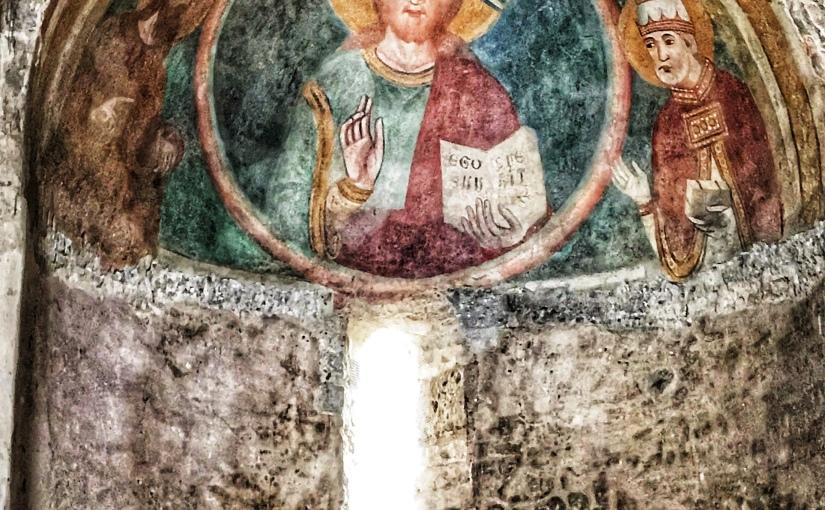 La chiesa Templare di Santa Maria in Forum Cassii a Vetralla ed il nodo di Salomone (SigillumSalomonis)