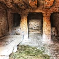 Le meravigliose tombe etrusche nascoste della necropoli di S. Giuliano a Barbarano Romano!