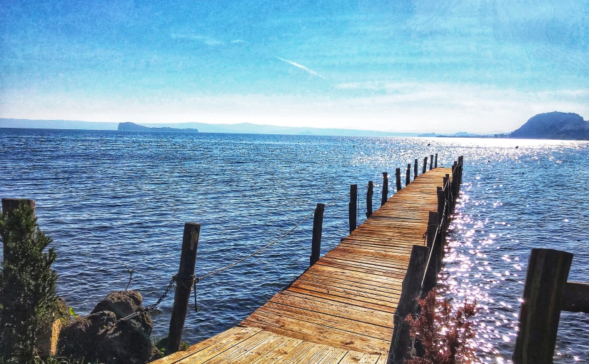 Il lago di Bolsena una meraviglia della natura ed un possibile portale per il misterioso regno diAgharta?