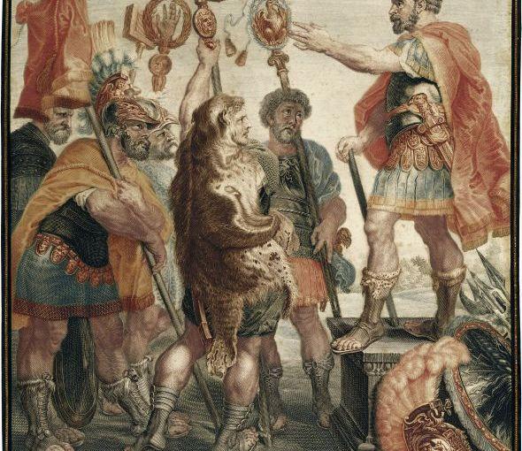 La Devotio romana un sacrificio magico per lavittoria!